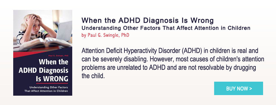 When the ADHD Diagnosis Is Wrong
