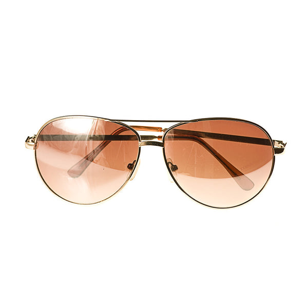Rose Aviator Glasses