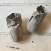 Fog Linen | Linen Baby Shoes - Natural