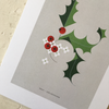 Sally Caulwell | Holly Print (A4)
