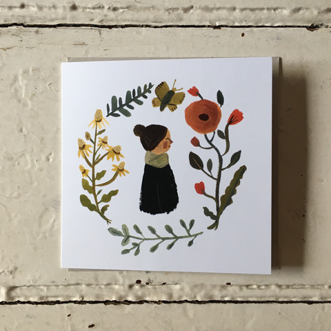 Gemma Koomen | Greeting Card- Renewal