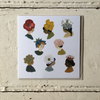 Gemma Koomen | Greeting Card - Fine Flower Hats