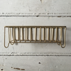 Fog Linen | Brass Wire Basket