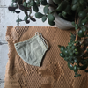 Four Threads | Unisex Cotton Face Mask - Pale Mint
