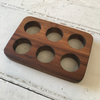 Wooden Egg Holder - Small (One Stain Available)