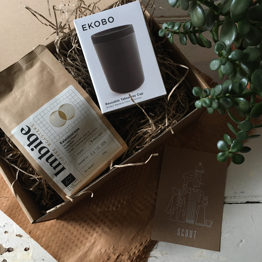 Takeaway Coffee At Home Gift Box