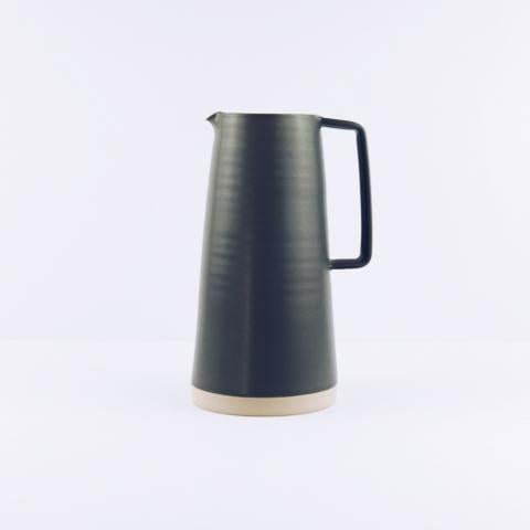 Arran Street East | Large Jug - Black Steel
