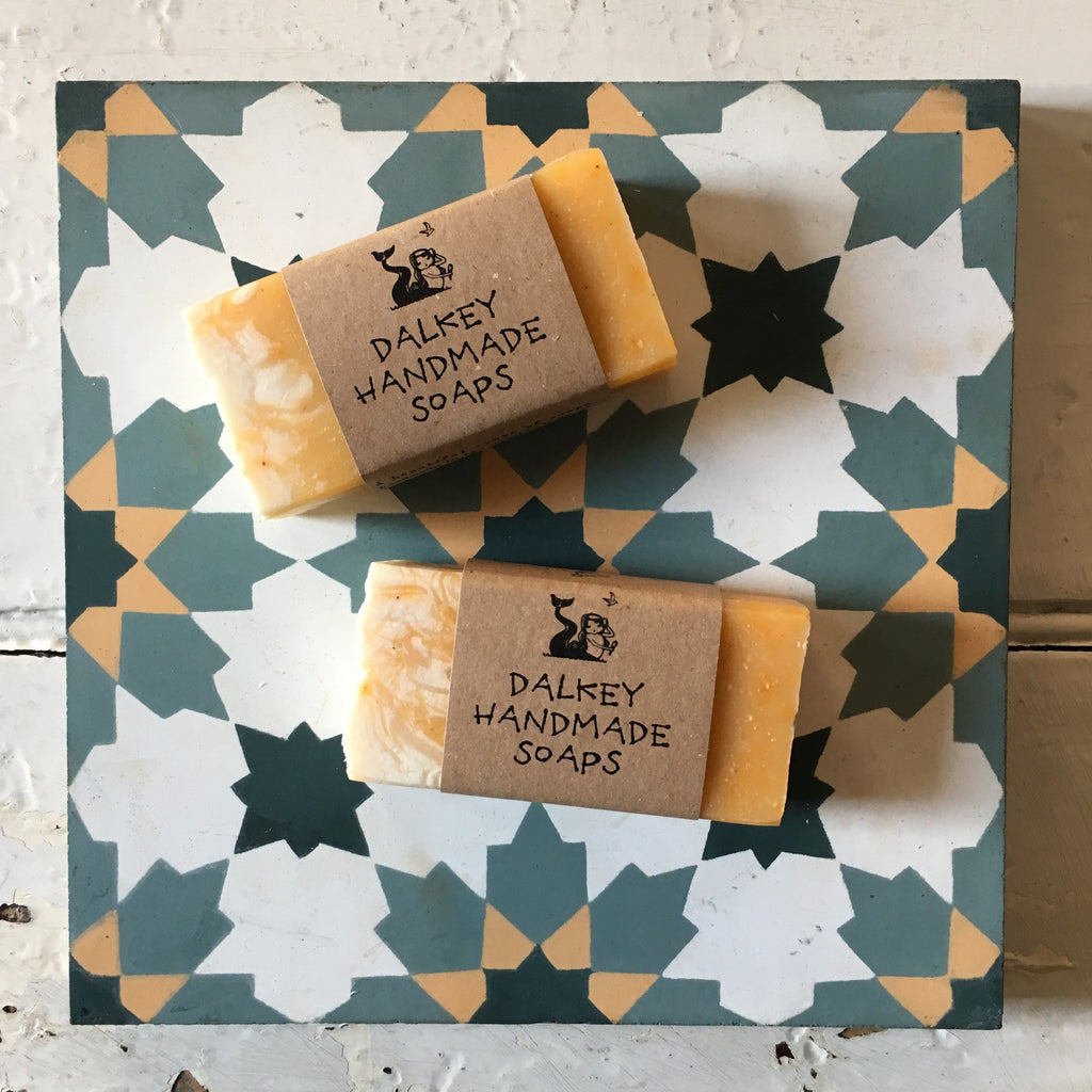 Dalkey Handmade Soap | Citrus Burst Soap Bar
