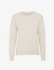 Colourful Standard | Classic Organic Crew Neck- Ivory White