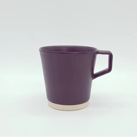 Arran Street East | Out Mug - Black Steel