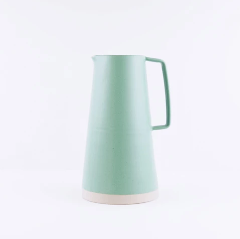 Arran Street East | Large Jug - Copper Green