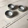 Arran Street East | Set of Tea Light Holders - Blue Slate