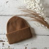 Colourful Standard | Merino Wool Hat - Sahara Camel