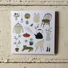 Gemma Koomen | Greeting Card - A Calm Morning at Home