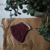 Four Threads | Unisex Cotton Face Mask - Burgundy