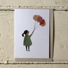 Gemma Koomen | Greeting Card - Seeking Lightness