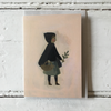 Gemma Koomen | Greeting Card - Tiny Witch