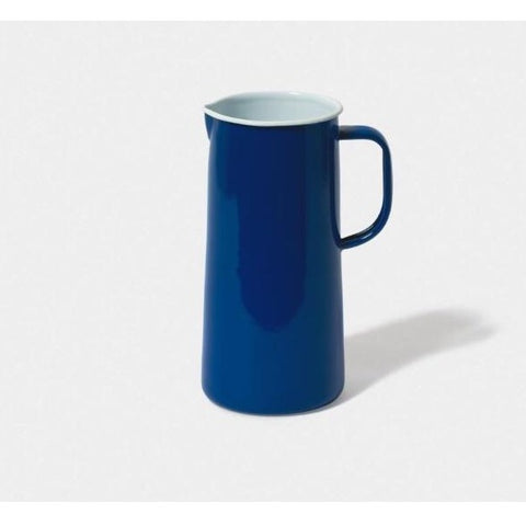 Falcon | 3 Pint Enamel Jug - Blue
