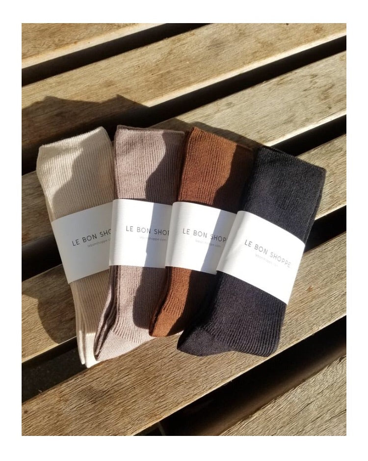 Le Bon Shoppe - Trouser Socks
