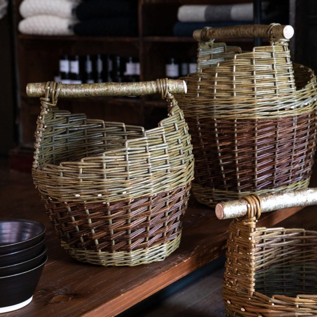 Saille Basket - Small Honey Pot