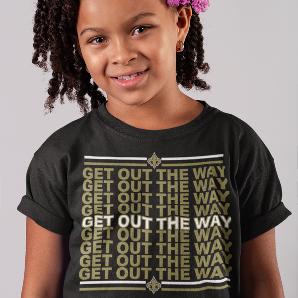GET OUT THE WAY! Kids PRE-ORDER
