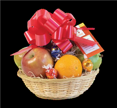 Dancer's Fruit Basket