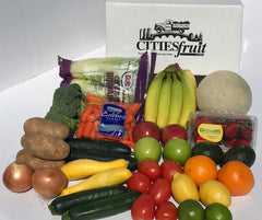 Market Fresh Fruit and Vegetable Box