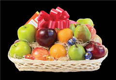 Rudolf's Fruit Basket