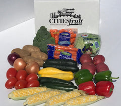 Market Fresh Vegetable Box