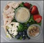 Fruit & Nut Chicken Salad