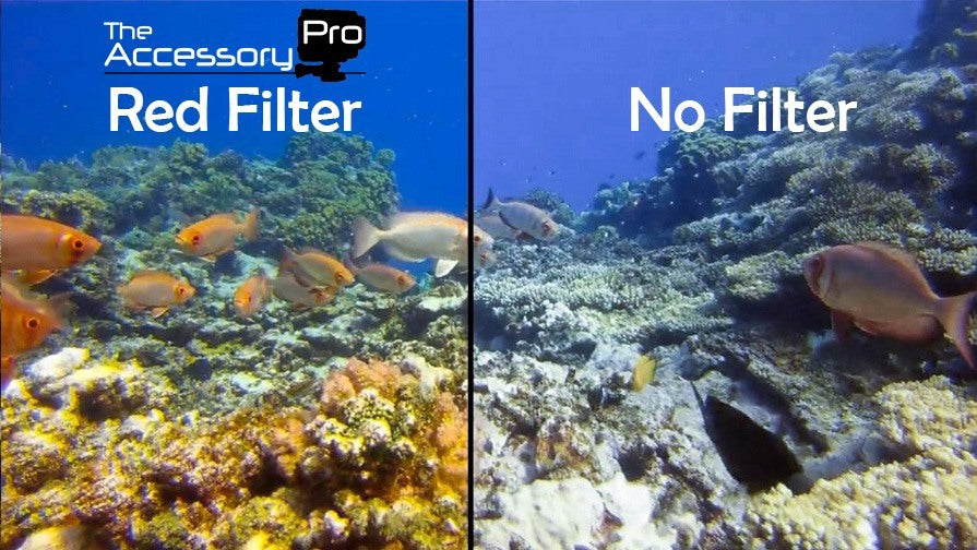 Polarizer And Underwater Filters