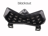 Integrated Taillight | ZX6R 03-04, Z1000 03-06, Z750 03-06