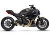 Ducati Diavel Slip-On Exhaust