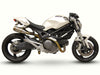 Ducati Monster 696 769 1100 Slip-On Exhaust