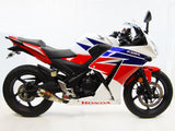 Honda CBR300R Slip-On Exhaust