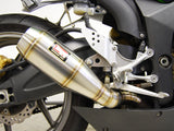 Kawasaki ZX6R ZX6RR Slip-On Exhaust | 2005-2006