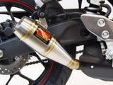 Yamaha R3 Slip-On Exhaust