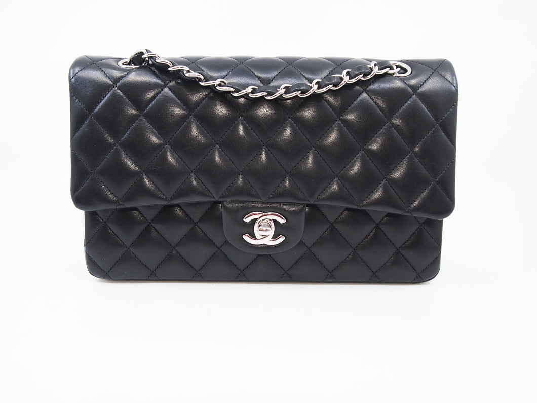 CHANEL Classic Double Flap Small Lambskin