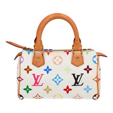 LOUIS VUITTON Nano Speedy Multicolore Vintage Ultra Rare