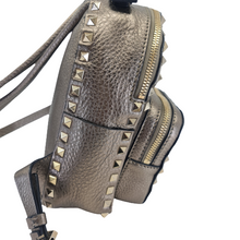 VALENTINO Mini Rockstud Backpack Bronze