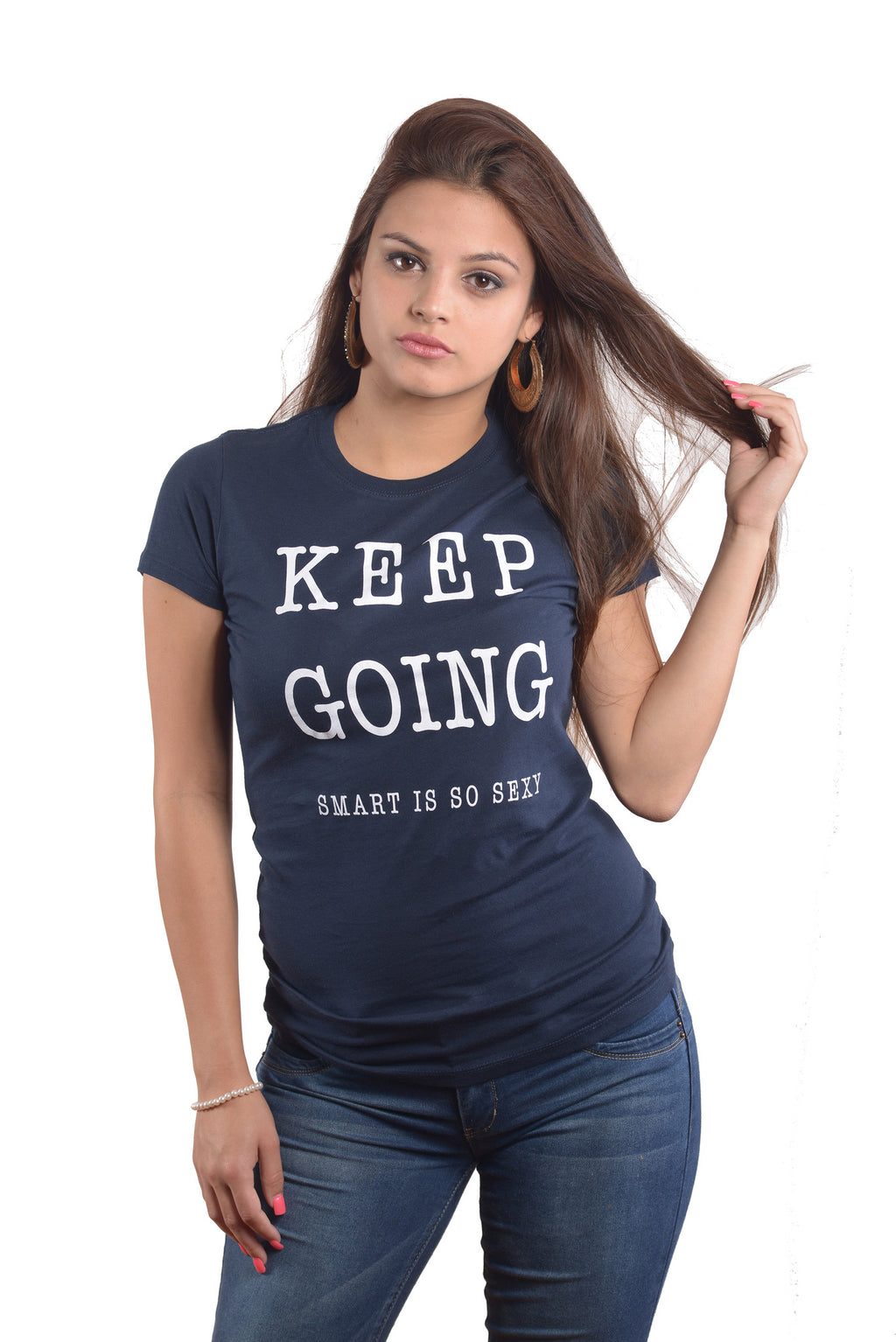 Keep Going Positive Shirts