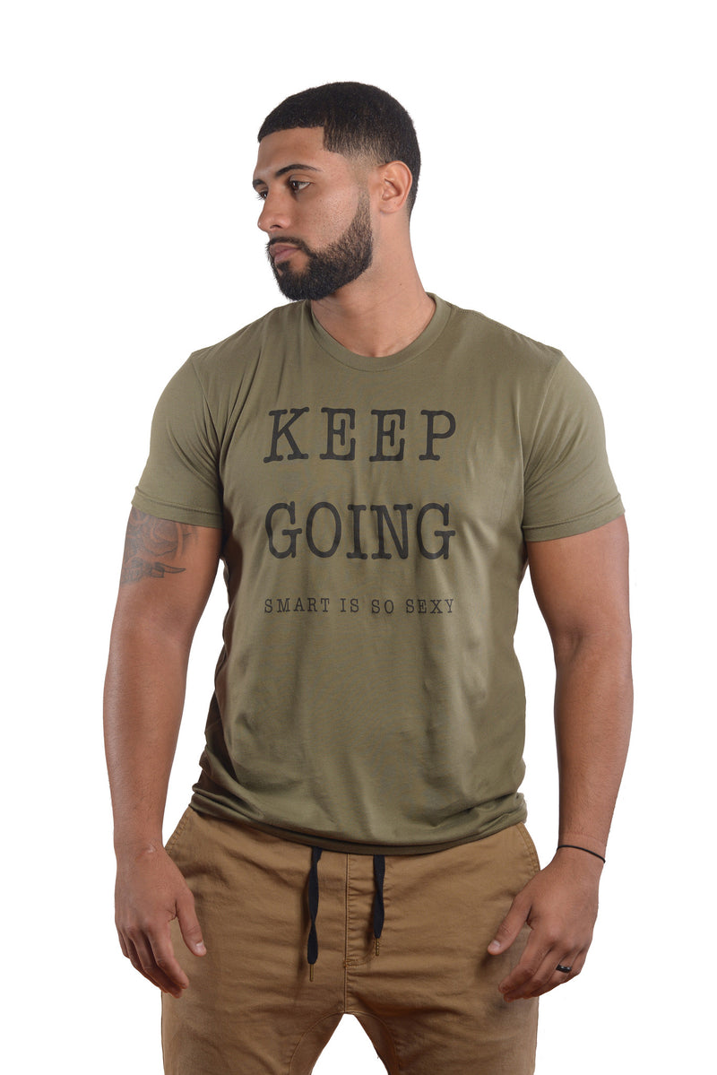 Keep Going Positive Shirt