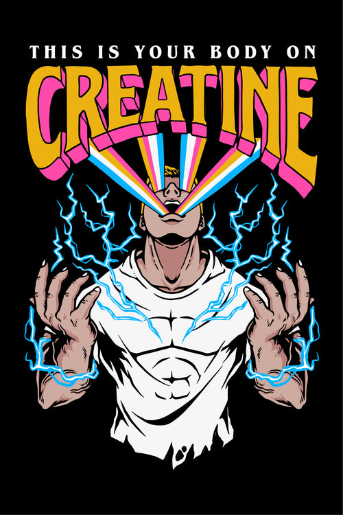 Your Body On Creatine (Midnight Limited Edition)