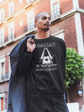 Load image into Gallery viewer, Democracy: the Freest System Sweatshirt