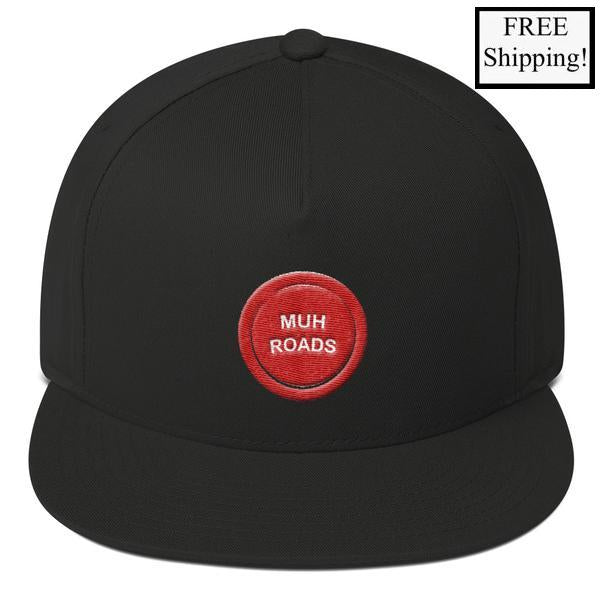 Muh Roads Button Snapback