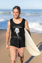 Load image into Gallery viewer, Thomas Jefferson Sea of Liberty Tank Top