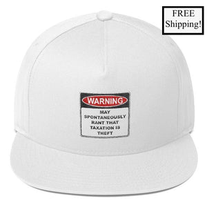 Warning Rant Taxation is Theft Snapback