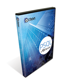 Zenpsql V13 Server All Platforms New Installation Actian
