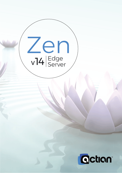 Zen Edge Server V14 - New Installation - All Platforms