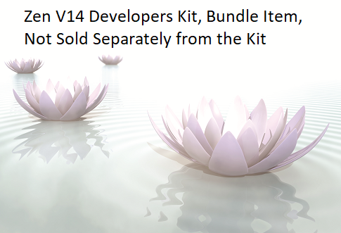Zen V14 Cloud Server Developers Kit Bundle Item